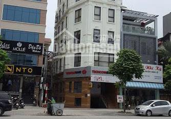 Bán nhà mặt phố Huỳnh Thúc Kháng, XD 7 tầng, DT: 165m/195m2, MT: 9m, 2 mặt phố, giá: 86 tỷ