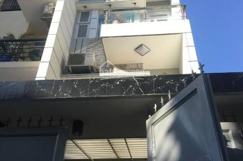 Cho thuê nhà mới rất đẹp HXH 269 Phan Huy Ích, P. 14, Q. Gò Vấp, DT: 4x17m, 3 lầu, 5PN