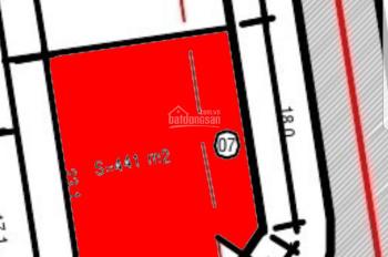 Lô góc ngã 4 - 441m2 - giá tốt cho nhà đầu tư tại khu đô thị Bắc Dương Đông 67,5 ha
