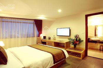 Bán khách sạn 39/22 Nguyễn Trãi, P. Bến Thành, Quận 1. Trệt, 4 lầu 0939292195