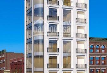 Cần bán tòa nhà 10 tầng mặt đường Nguyễn Xiển, Thanh Xuân