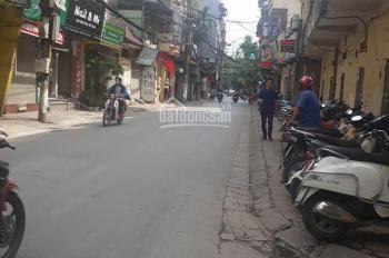 Cần bán nhà xây 4 tầng, 100m2, MT 6.2m, vuông vắn, ở Hoàng Quốc Việt, giá 8.5 tỷ