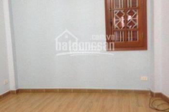 Cho thuê nhà riêng phố Lò Đúc, Hàm Long, 30m2 x 5 tầng, 3PN khép kín, nhà đẹp, 10tr/th