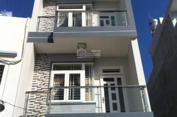 Cần bán gấp nhà mới mặt tiền đường Lê Sao, Tân Phú, 4x21m, 4 tấm, nhà mới xây, giá 8 tỷ, TL