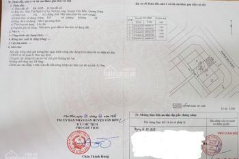 Chính chủ bán liền kề KĐT tái định cư Hạ Long, khu kinh tế Vân Đồn, giá rẻ