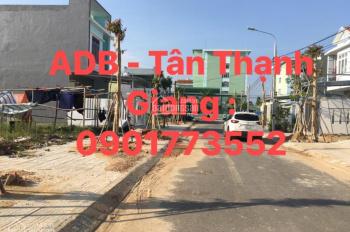 đất tam kỳ - khu ADB Tân Thạnh