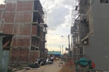 Bán nhà 4 tầng An Phú Đông, cách QL1~100m, đường nhựa 8m, DT: 4*15m, giá 3.6 tỷ. LH 091638448