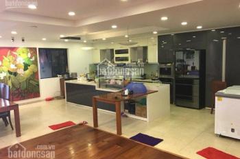 Cho thuê căn hộ cao cấp tại chung cư D2 - Giảng Võ 120m2, 3PN tầng cao giá 14 triệu/tháng