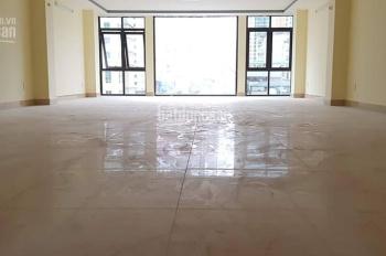 Cho thuê từng tầng tại mặt phố Giáp Nhất 160m2 x 8 tầng, mặt tiền 10m, khu sầm uất