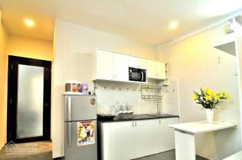 Phòng đẹp cho thuê, full NT 100%, bảo vệ 24/24, ngay vòng xoay Dân Chủ, CMT8, Q10. Giá 6.5tr/th