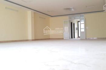 Cho thuê cửa hàng mặt phố Nguyễn Tuân 100m2, mặt tiền 7.5m, trong tòa nhà văn phòng 9 tầng