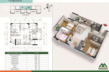 Cần bán gấp căn hộ tòa CT2E tòa mới tại VOV Mễ Trì full nội thất ở ngay. LH 0942556294