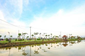 Bán đất lô góc Cát Tường Phú Sinh, đối diện công viên Kỳ Quan, mặt kênh Sông Trăng, diện tích 230m2