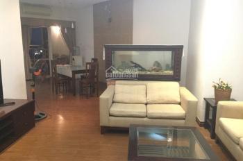 Cho thuê gấp căn hộ Tòa 34T Trung Hòa Nhân Chính 160m2, 3 ngủ, 3WC, đủ đồ 16tr/tháng LH 0989848332