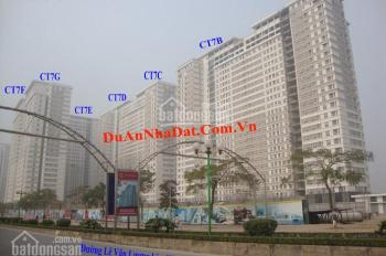 Chính chủ bán chung cư Dương Nội, DT 71,6m2, thiết kế 2PN, 2WC, giá 900tr. LH 0962296364