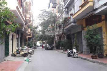 Bán nhà đất ngõ Nguyễn Ngọc Vũ, Hoàng Ngân, 473m2, MT 12m, hậu 18m, đường hè 12m, giá bán 40 tỷ