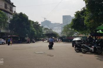Bán gấp mảnh đất phố Nguyễn Hoàng, 80m2, MT 8m, Nam Từ Liêm KD VP Sầm uất có vỉa hè, giá 14 tỷ
