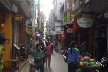 Bán nhà phố cổ Ngõ Huyện, Phủ Doãn, Lý Quốc Sư, DT 30m2, MT 5m, xây 6 tầng, giá 20.5tỷ
