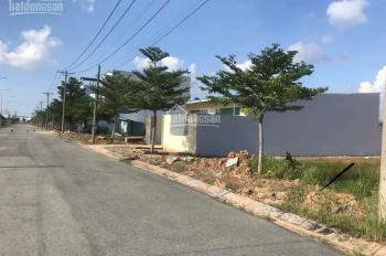 Tôi bán gấp 5 lô MT KDC Lê Thị Kim, 80m2 thổ cư nằm gần trường Dương Công Khi. LH 0905191017
