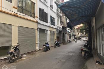 Bán nhà mặt phố Yên Lạc, quận Hai Bà Trưng. 65m2, 6 tầng xây mới cao cấp, 10.75 tỷ (TL)