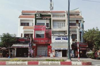 Nhà 1 trệt, 3 lầu, mặt tiền đường Lê Văn Việt, Quận 9, ngay trường ĐH GTVT giá 17,2 tỷ chốt
