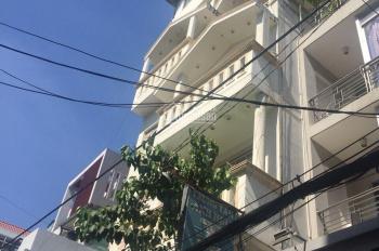 Nhà HXH Trần Quang Diệu - Lê Văn Sỹ, Quận 3 DT 6x15m 1 trệt 5 lầu 10 PN HĐT 50tr/th. Giá 15 tỷ TL