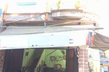 Nhà 2 mặt tiền đường: Đường số 30, P. 6, Q. GV, ngang 4m, khu cực sung túc tiện KD
