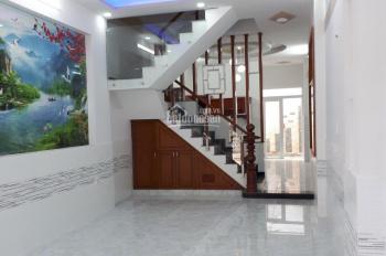 Bán nhà MTKD đường Lương Thế Vinh, DT: 4.5x15m (nở hậu 6m), đúc 4 tấm