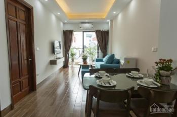 Cho thuê chung cư đủ đồ ở khu Keangnam, Sông Đà Mỹ Đình, 50m2 1PN, nội thất hiện đại, giá cực tốt