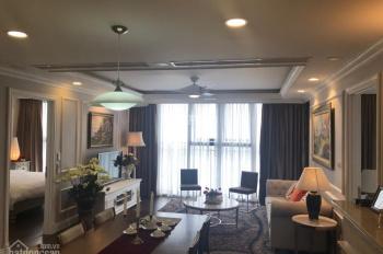 Cho thuê CHCC tại D'. Le Pont D or, Tân Hoàng Minh, 36 Hoàng Cầu 133m2, 3PN, giá 17 triệu/tháng