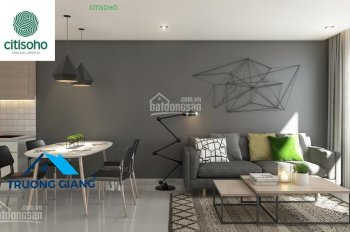 Bán căn hộ Citi Soho trung tâm Quận 2. LH: 0907.591.220