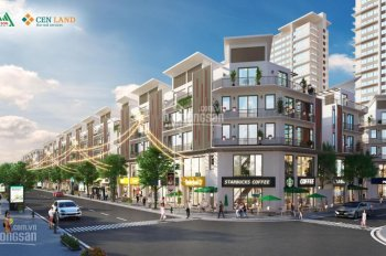 Mở bán shophouse Khai Sơn Long Biên gần hồ, 3 tỷ nhận nhà, tặng xe 1,5 tỷ, DT: 90m2, 0904615286