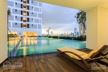 Hot chính chủ bán căn 2PN, 1WC River Gate full nội thất chỉ 3,5tỷ nhà đẹp, view sông, LH 0902529238