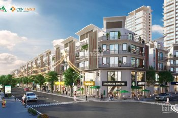 Mở bán shophouse Khai Sơn Long Biên 3 tỷ nhận nhà, tặng 50tr, tặng xe 1,5 tỷ, DT: 90m2, 0904615286