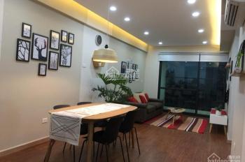 Xem nhà 24/24H - Cho thuê chung cư Home City 177 Trung Kính 97m2, 3 ngủ, full đồ 16 tr/th