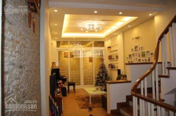 Cho thuê nhà mới trong ngõ 299 phố Thụy Khuê - Tây Hồ, DT 45m2*4 tầng