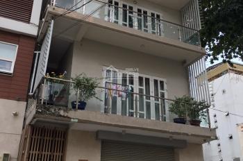 Nhà hot cho thuê mới sơn sửa 2 lầu khu sân bay Ngô Thị Thu Minh, P. 2, Q. Tân Bình