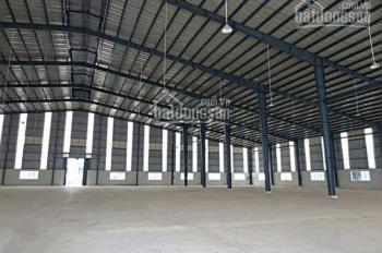 Cho thuê kho xưởng 720m2 - 1.650m2, giá 70.000đ/m2 tại phường Tây Thạnh, Quận Tân Phú