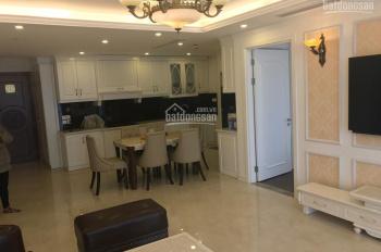 Chính chủ cho thuê căn hộ cao cấp tại chung cư D2 Giảng Võ, Ba Đình 118m2, 3PN, giá 13triệu/tháng