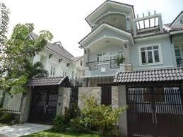 Cho thuê biệt thự Nam Phú- Trần Trọng Cung, 35 triệu/ đầy đủ nội thất. 1 trệt 3 lầu - 0909954185