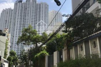 Bán nhà 5.7 x 13m, trệt, 4 lầu nhà mới khu Kiều Đàm, hẻm xe hơi 8m giá rẻ 9 tỷ, LH Vinh 0909491373