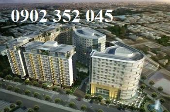 Bán căn hộ Sài Gòn Airport Plaza 3PN 153m2, đủ nội thất, 5,8 tỷ. LH 0902 352 045