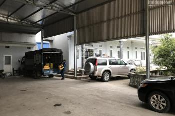 Cho thuê kho + nhà điều hành tại khu công nghiệp Hòa Xá Nam Định