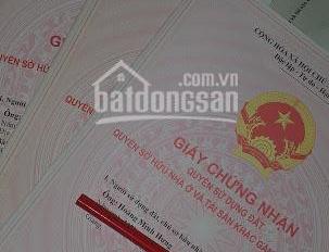 Cần bán đất khu dân cư Số 2 và khu dân cư Cống Ngóc, bến xe thành phố Bắc Giang