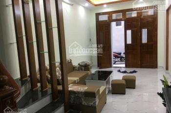 Chính chủ bán nhà DT 36m2 * 5T xây mới ngõ 281 Trương Định, Tân Mai, giá 2,8 tỷ, LH: 0973883322