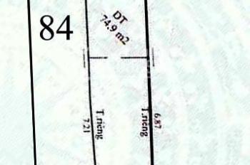 Chính chủ bán nhà nát tiện xây mới hai mặt tiền 83 - 84 Bến Vân Đồn