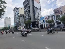 Bán căn nhà mặt tiền quận 5 DT: 6.4x16m, 4 lầu ST, vỉa hè 8m (Hùng Vương - Nguyễn Tri Phương)