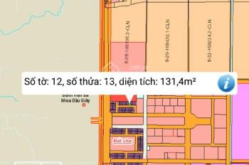 Bán đất trung tâm Huyện Thống Nhất