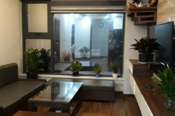 (5.5tr/th) cho thuê CH 2PN DT 75m2 nội thất theo nhu cầu tại chung cư Thái Hà 43 PVĐ. ĐT 0334421385