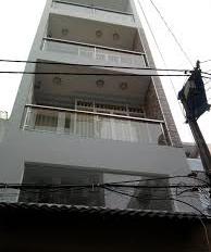 Bán nhà MT góc Trần Quang Khải - Nguyễn Hữu Cầu Q1, DT: 4x25m hầm, 4 lầu, CT 100tr, giá 22.2 tỷ TL